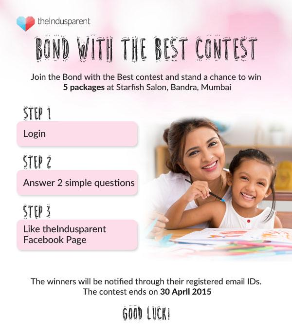 contest for mumbai mums