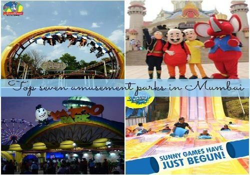 Top 7 amusement parks in Mumbai