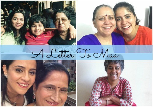 A letter to Maa