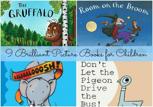 9 brilliant picture books for children
