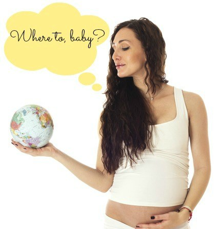 Tips for travelling during pregnancy