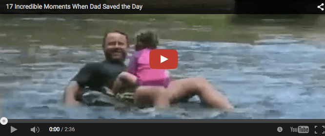 17 best dad moments. OMG!