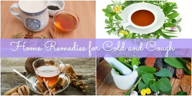 5 fast-acting home remedies for cough & cold