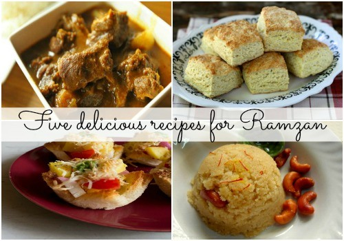 Ramadan recipes: The fasting feast!