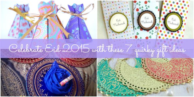 7 quirky gift ideas for this Eid