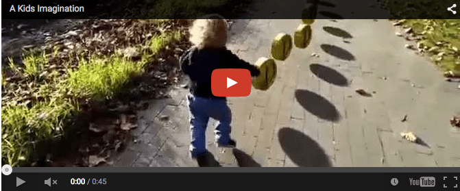 A kid's imagination at its best! Must watch