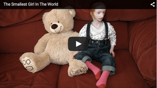 OMG! The smallest girl in the world will leave you amazed!