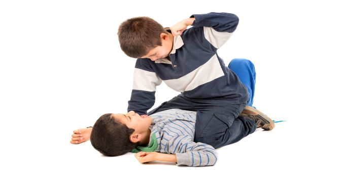 12 time-tested tips to control your child's aggressive behaviour