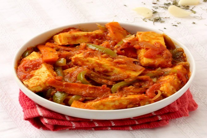 Paneer recipes for dinner