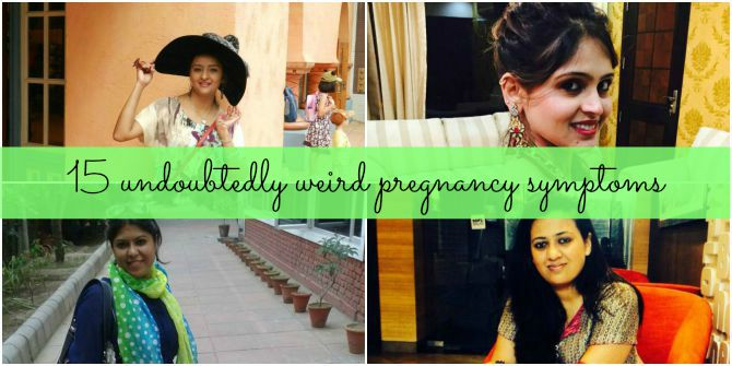Pregnancy symptoms: How weird can they get?