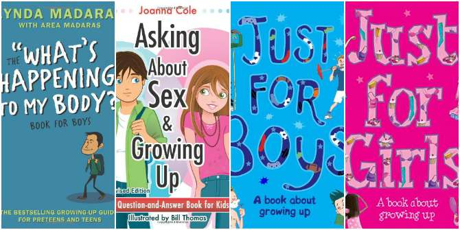 7 must-have sex education books for children