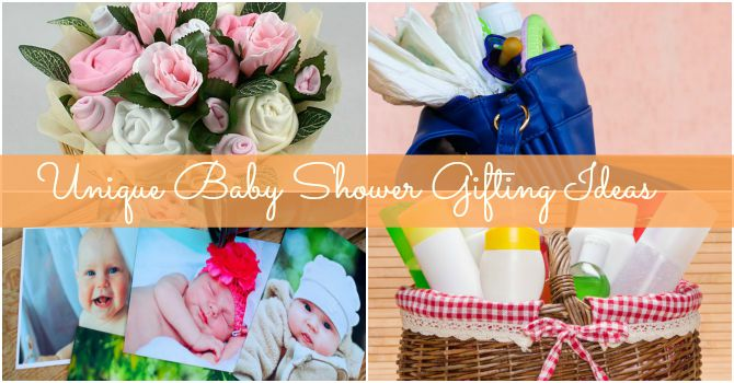 9 unique gift ideas for a baby shower