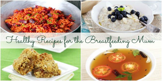9 appetizing recipes for lactating mothers you MUST try