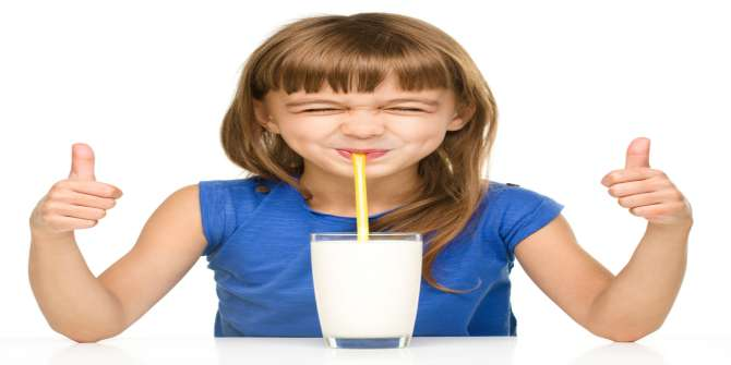 6 types of milk and their myriad benefits