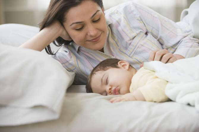 Nighttime parenting: What you can do instead of sleep training
