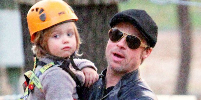 Another reason to love Brad Pitt (as if we didn't have enough already!)