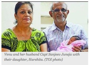 52-year-old conceives through IVF in Meerut after son's death