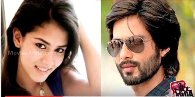 'Mira makes me feel very normal,' says Shahid Kapoor