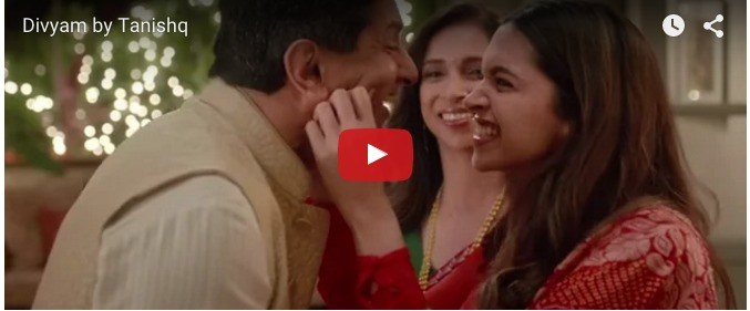 Deepika's ad with parents will brighten up your Diwali this year