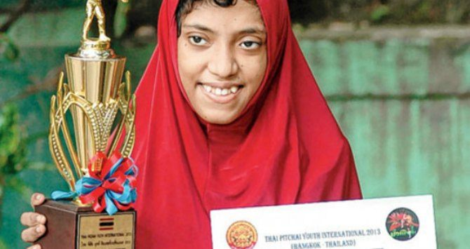 Kolkata slum girl fights epilepsy and poverty to shine as a karate champ