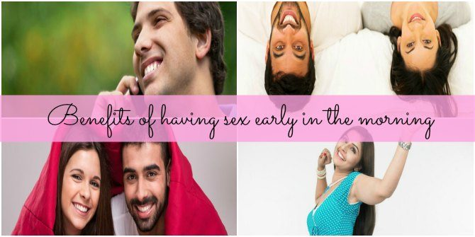 14 benefits of early morning sex you didn't know about