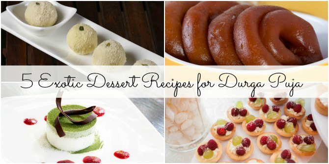 5 best Durga Puja recipes of exotic desserts you must try!