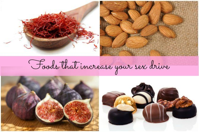 7 foods that can increase your sex drive
