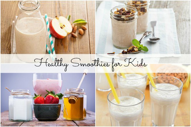 5 healthy smoothies that your kids will absolutely love
