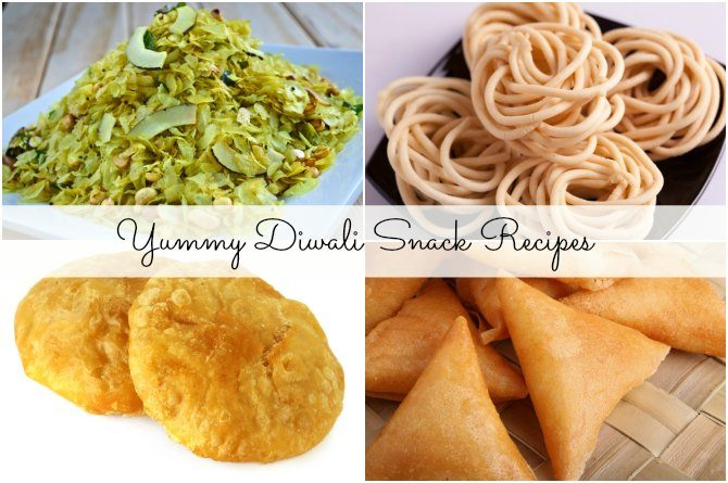 5 diwali snack recipes you must try out