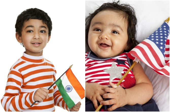 10 differences between raising a child in India and the US