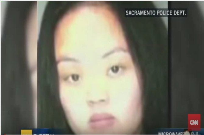 Mom found guilty of killing 2-month-old daughter by cooking her in microwave