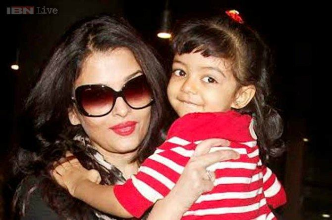 Look what the Bachchans did when Aaradhya turned 4...