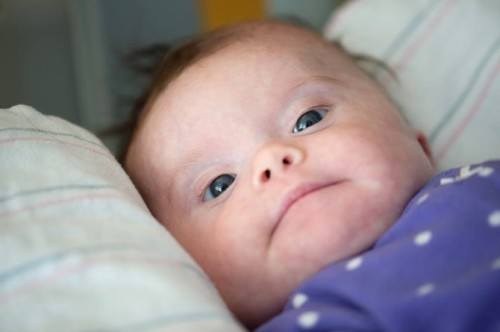 Doctors said this baby's inoperable brain tumour would kill her at birth, but now…