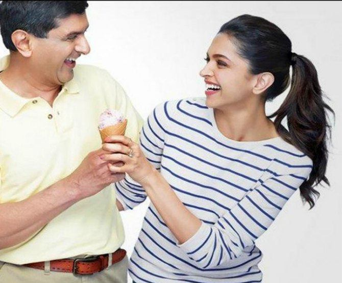 'My father will lock me up if I change,' says Deepika Padukone
