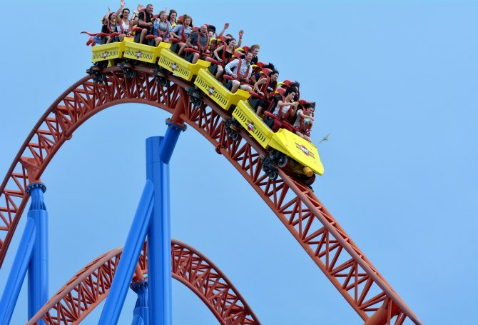 5 best amusement parks in the world you must check out with your kids