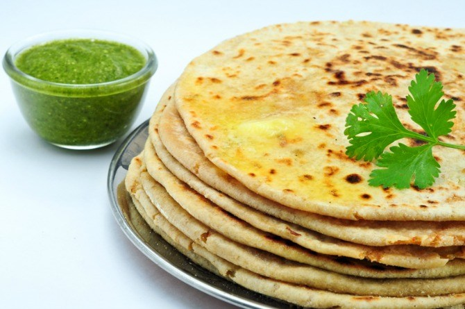 Traditional confinement foods: Recipe for Ajwain parantha