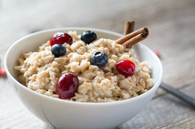 Traditional confinement foods: Recipe for Oats porridge