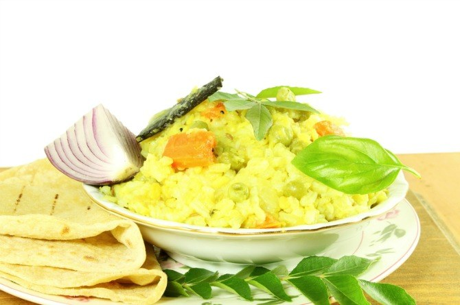 Traditional confinement foods: Recipe for Khichdi