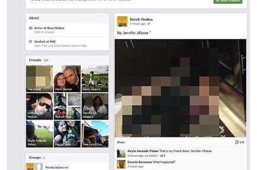 Man convicted for killing wife and posting photo of dead body on Facebook