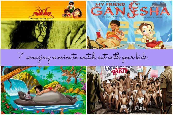 7 evergreen movies to watch with your kid this Children's Day