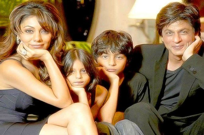 Shah Rukh Khan's family pictures you will fall in love with