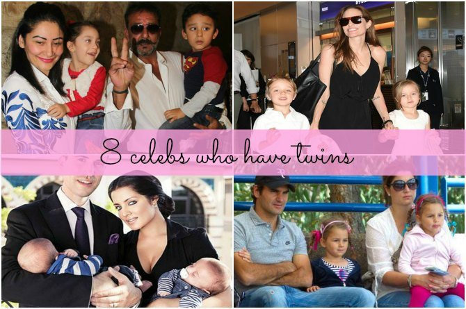 8 celebrity parents of twins