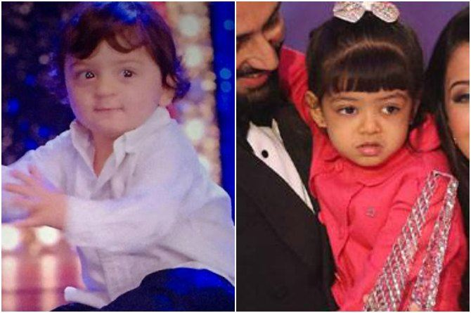 20 years later, will AbRam Khan and Aaradhya Bachchan be the next hit jodi?