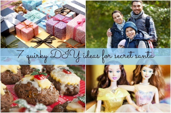 7 quirky secret santa ideas all mums must try