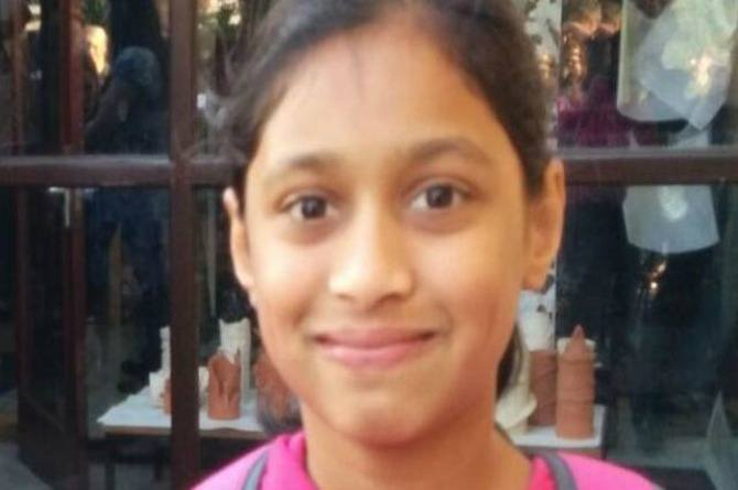 11-year-old Indian-origin girl is one of UK's brainiest students
