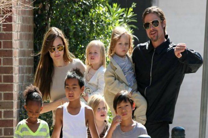 Brad Pitt, Angelina Jolie wanted 12 kids, settled for 6