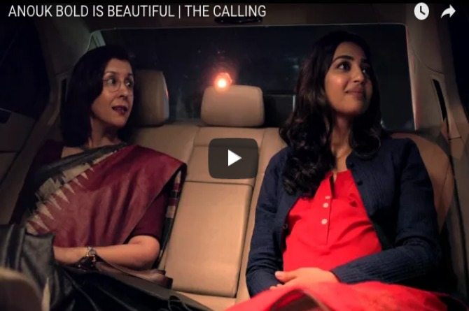 This video featuring Radhika Apte highlights the prejudice towards pregnant working women