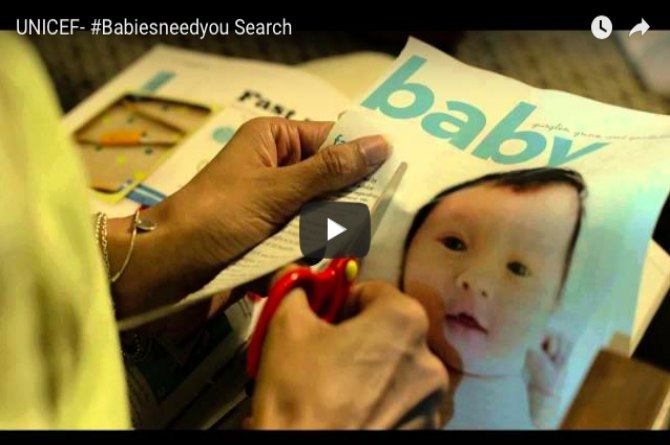 UNICEF Video: Have you given your baby all the vaccines?