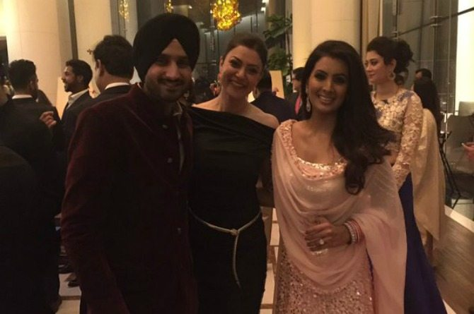Mummies Sushmita Sen and Aishwarya Rai seen bonding at a party