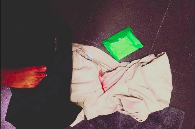 Must read: Girl breaks the Internet with her post on menstruation